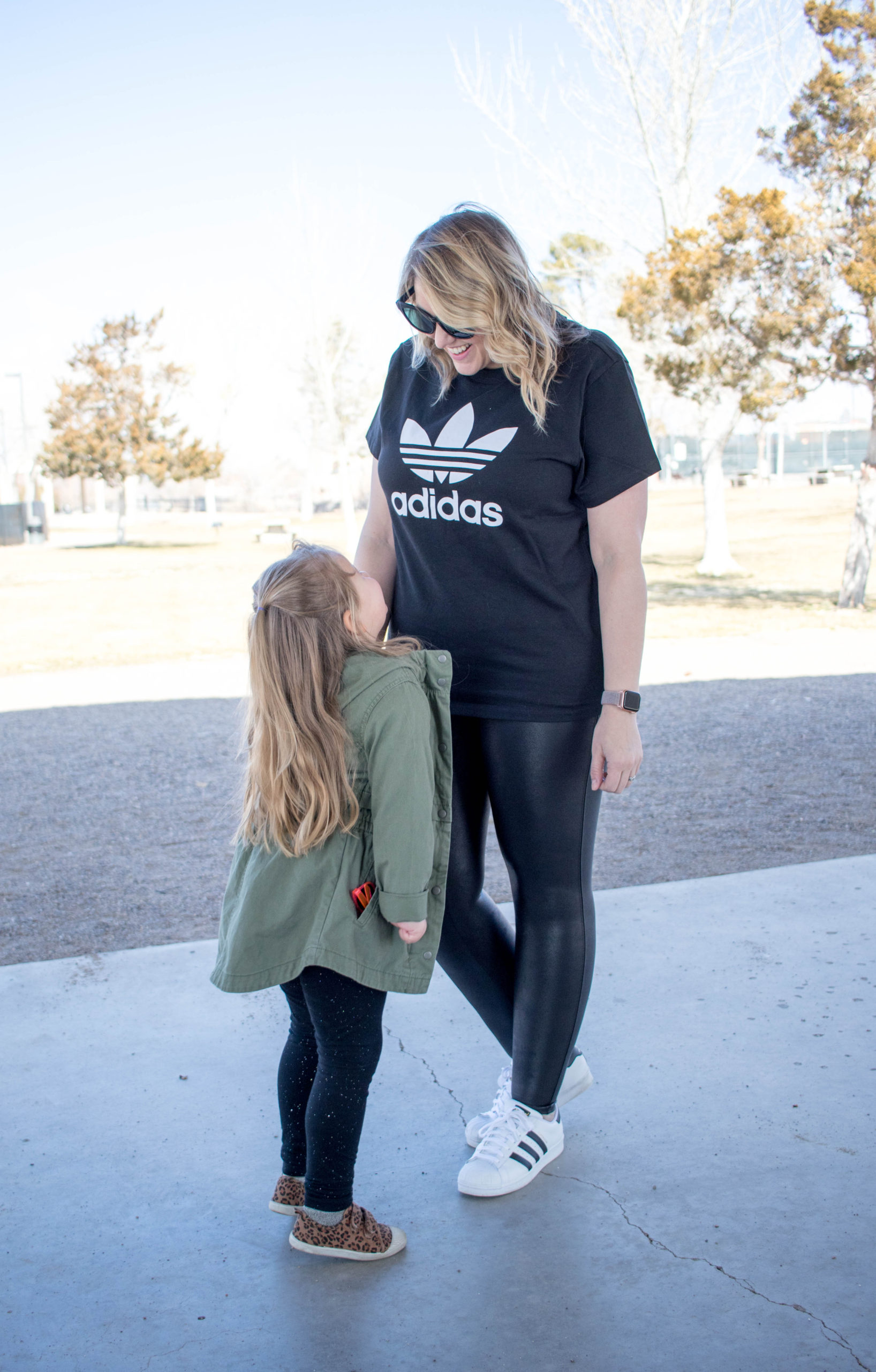 international women's day thoughts #internationalwomensday #adidas #mommyandme