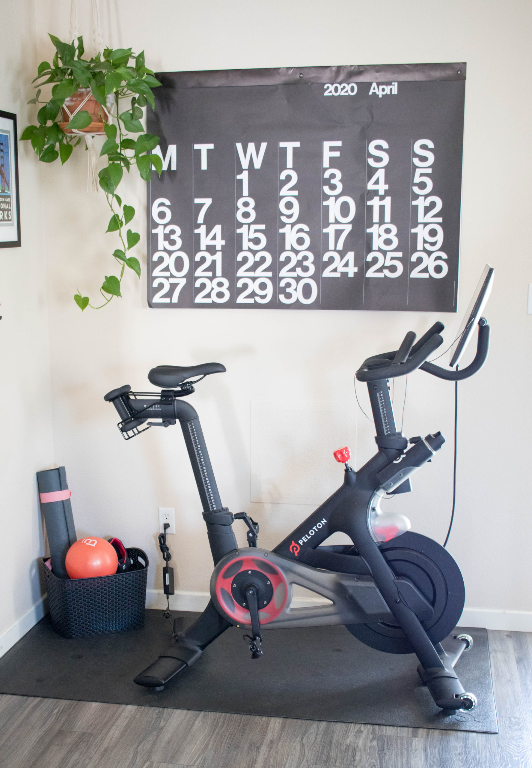 peloton bike review #peleton #workoutathome #exercise #spinning