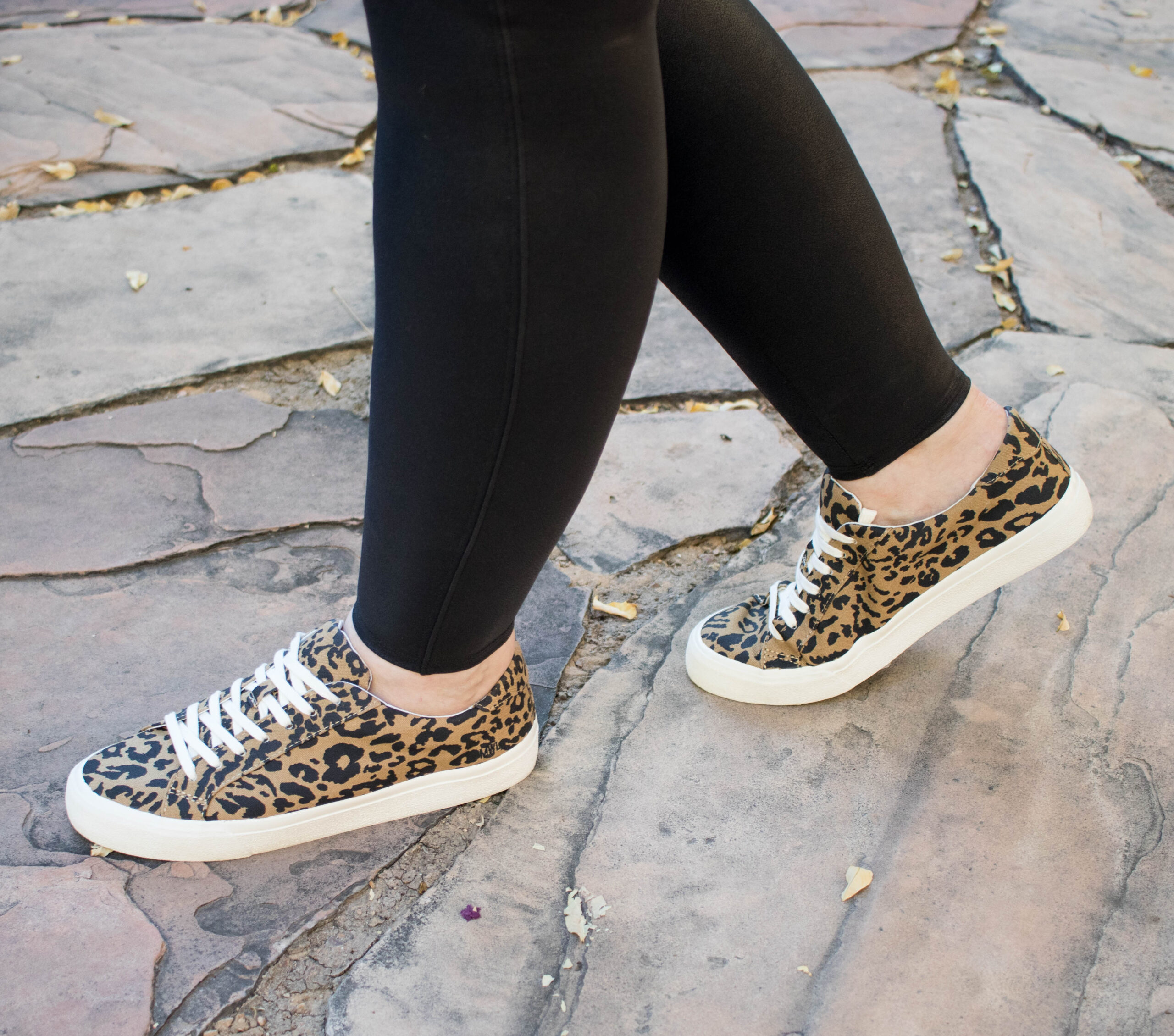 madewell Leopard sneakers #madewell #everydaymadewell #leopardshoes
