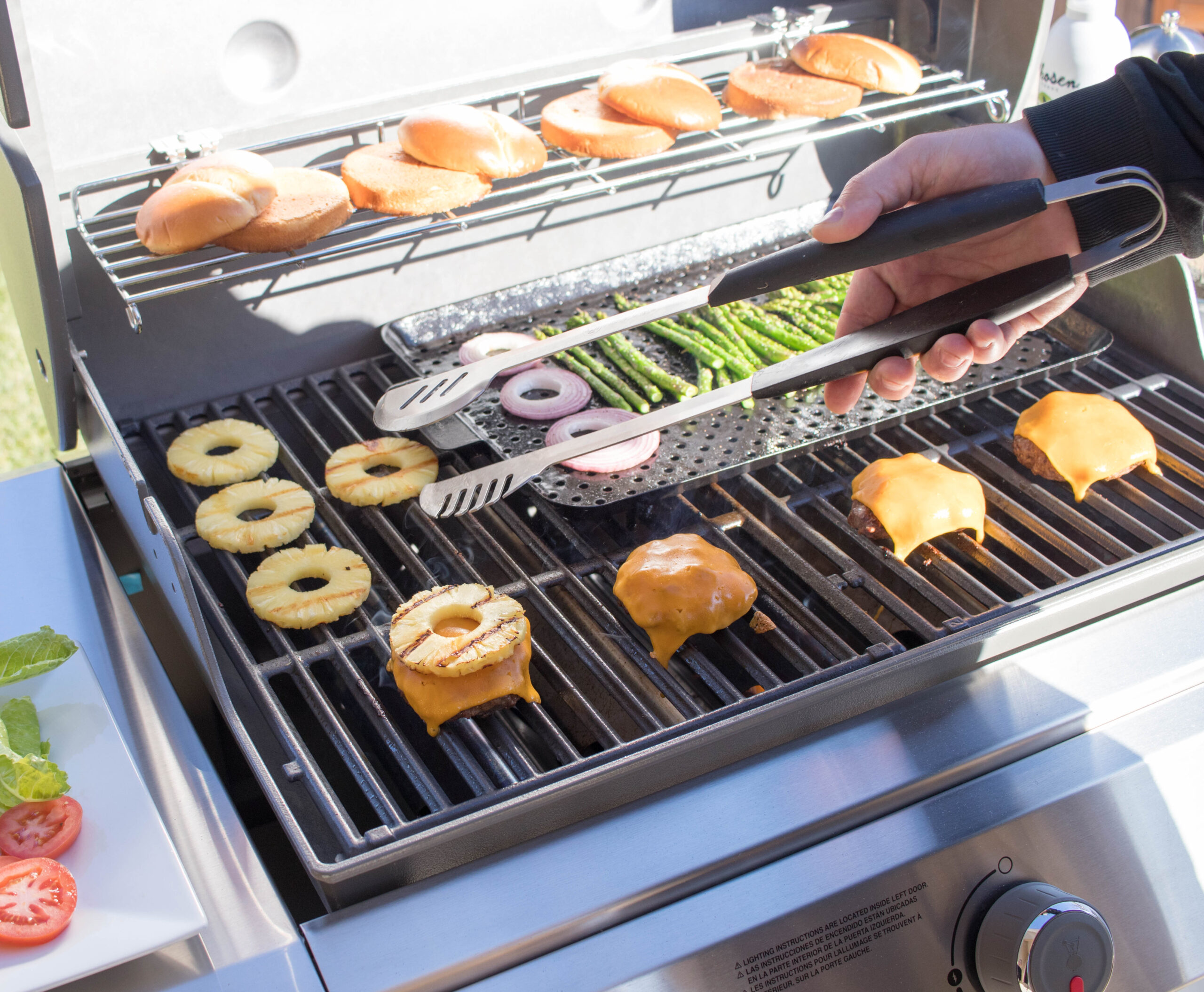 at home tailgating food ideas #tailgatingathome #grilling #familyactivities