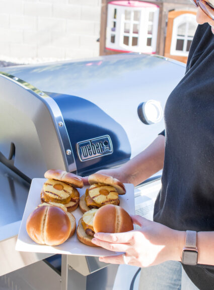At Home Tailgating with Ace Hardware