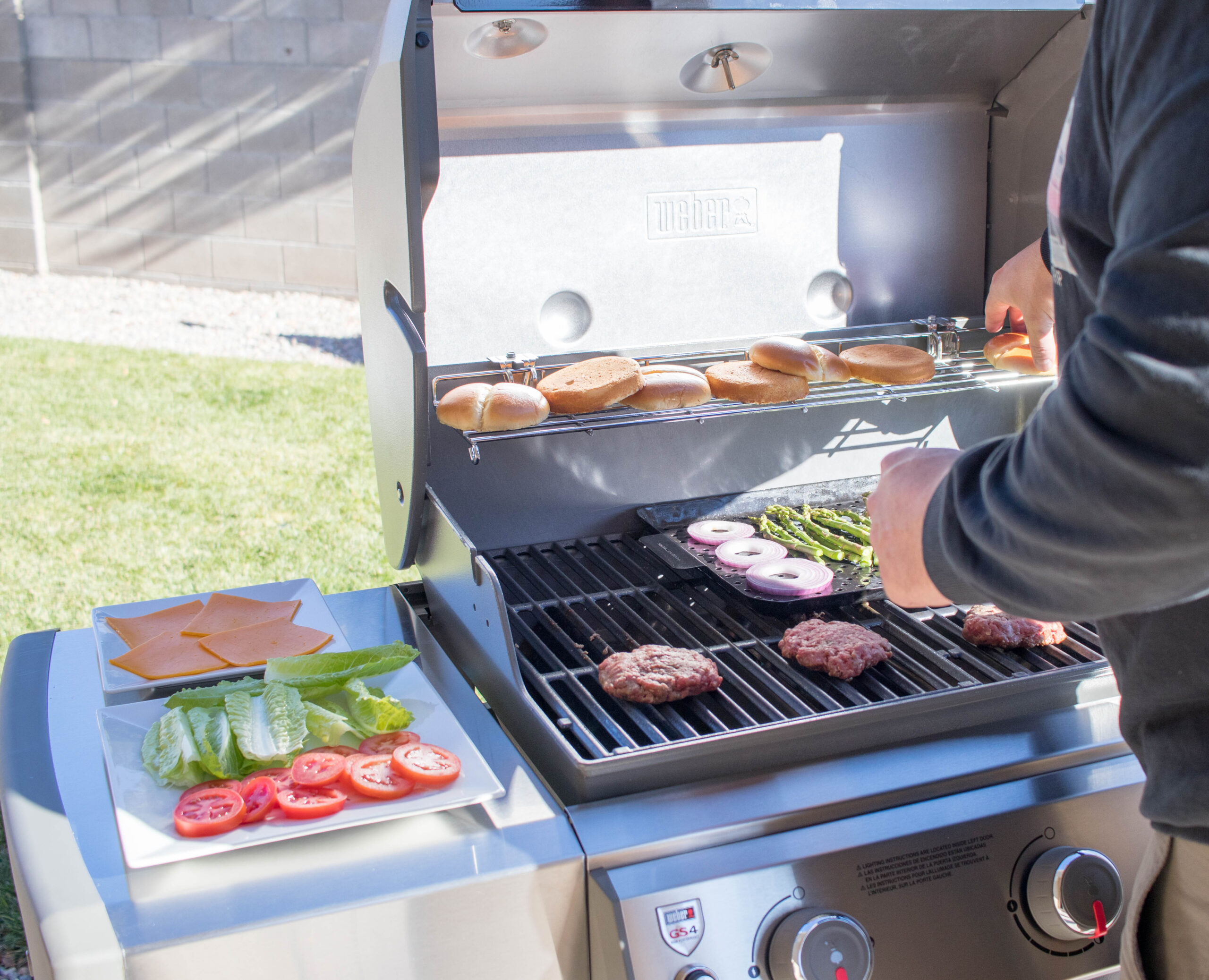 tailgating food ideas at home #tailgatingfood #grilling #webergrills