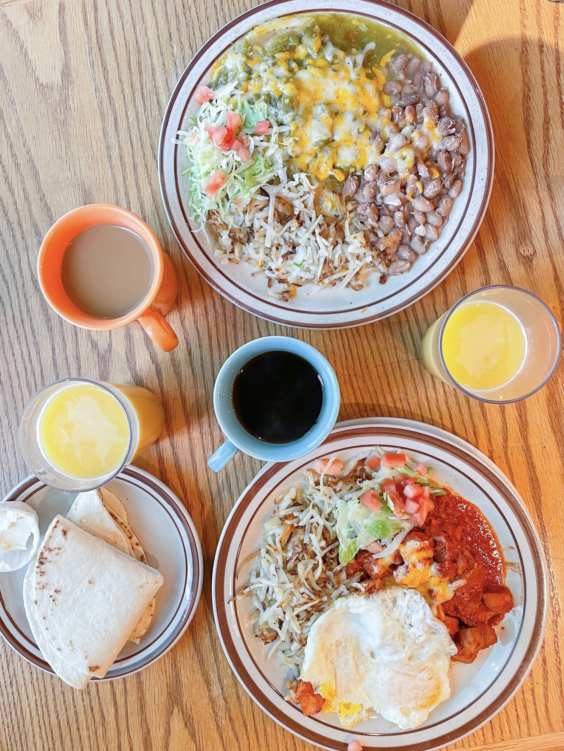 what to eat in Santa Fe New Mexico #santafe #santafefood #newmexicanfood