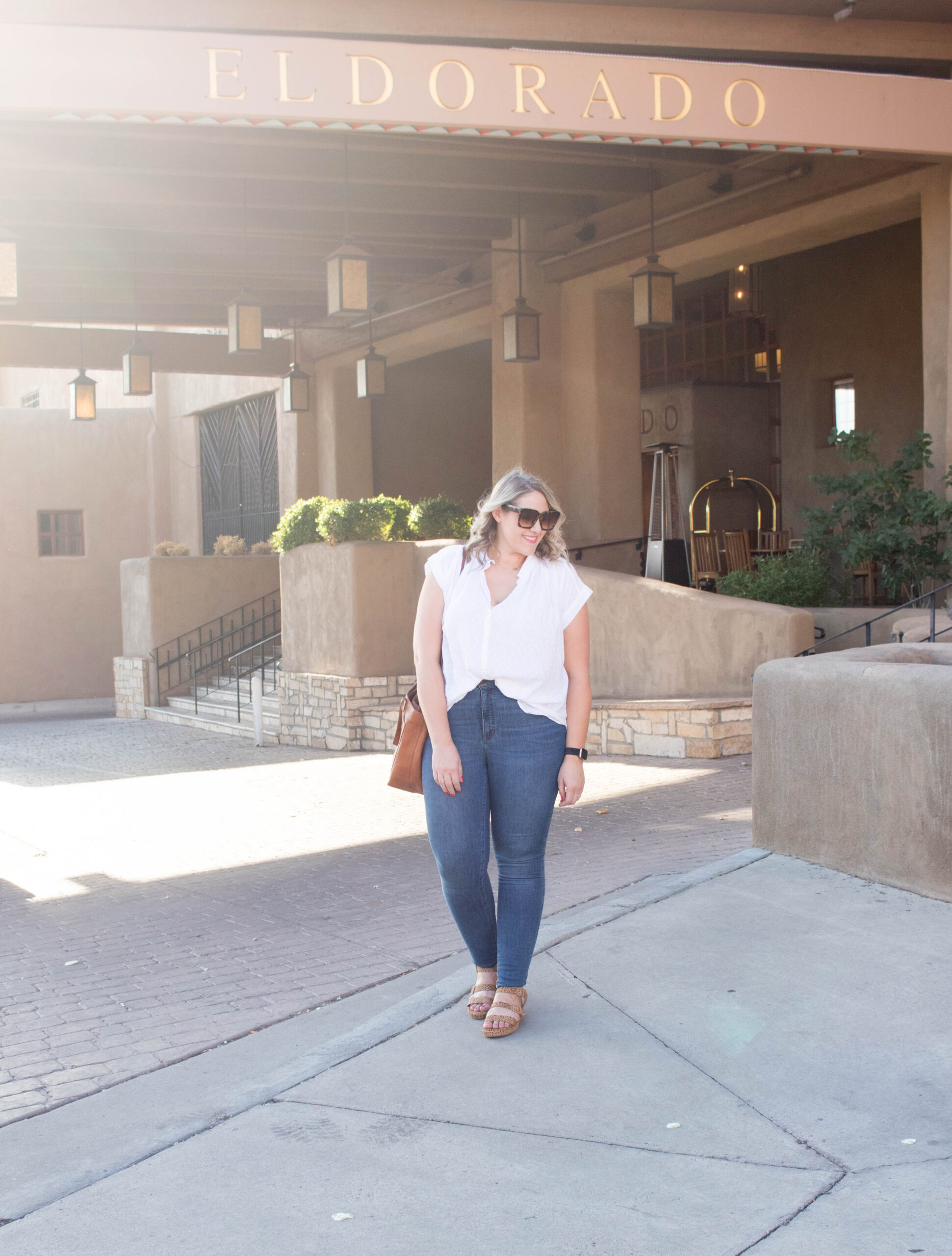 Eldorado hotel and spa santa fe #santafe #newmexico #simplysocialnmpartner