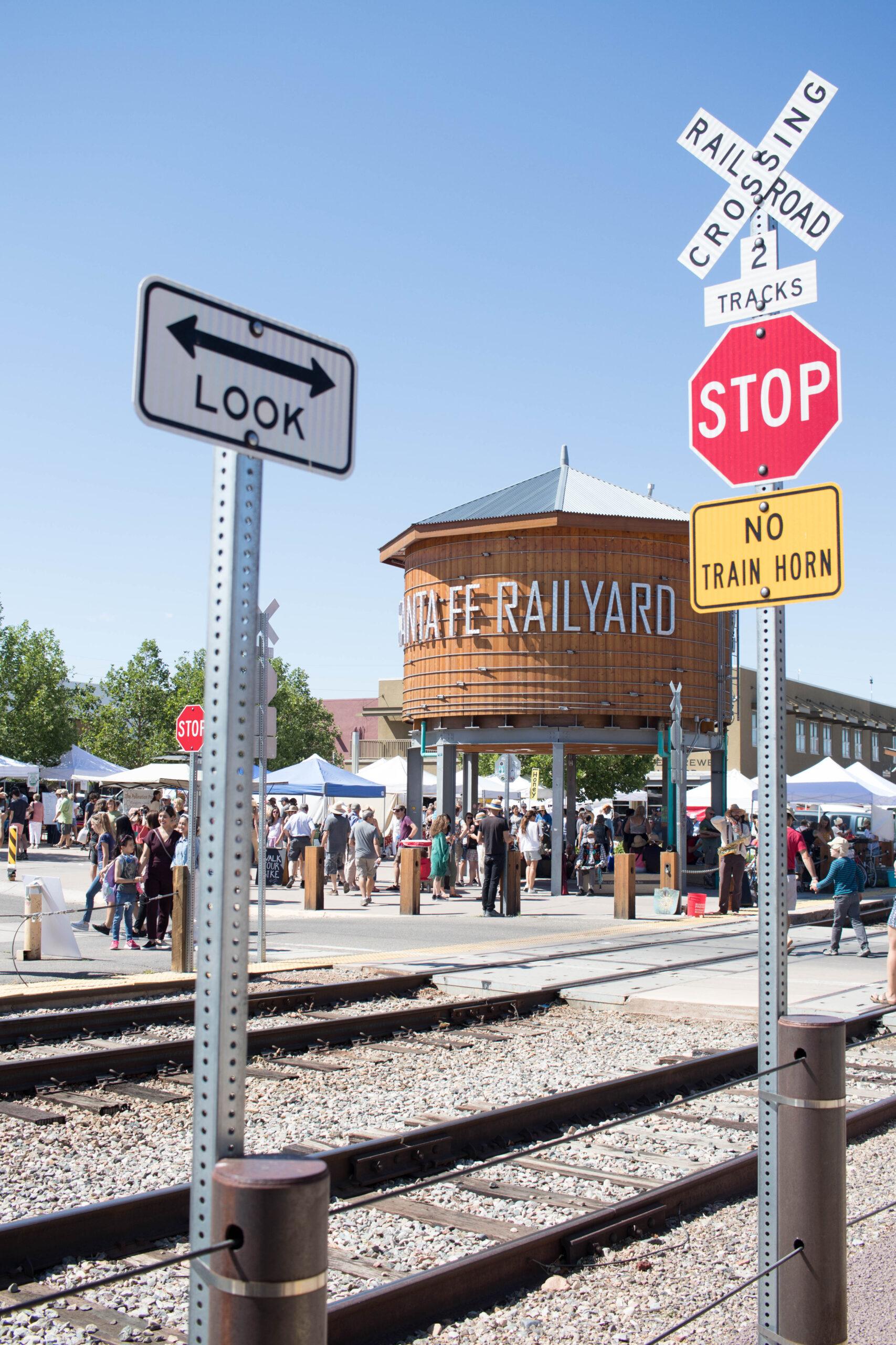 santa fe railyards farmers market #farmersmarket #railyards #santafe
