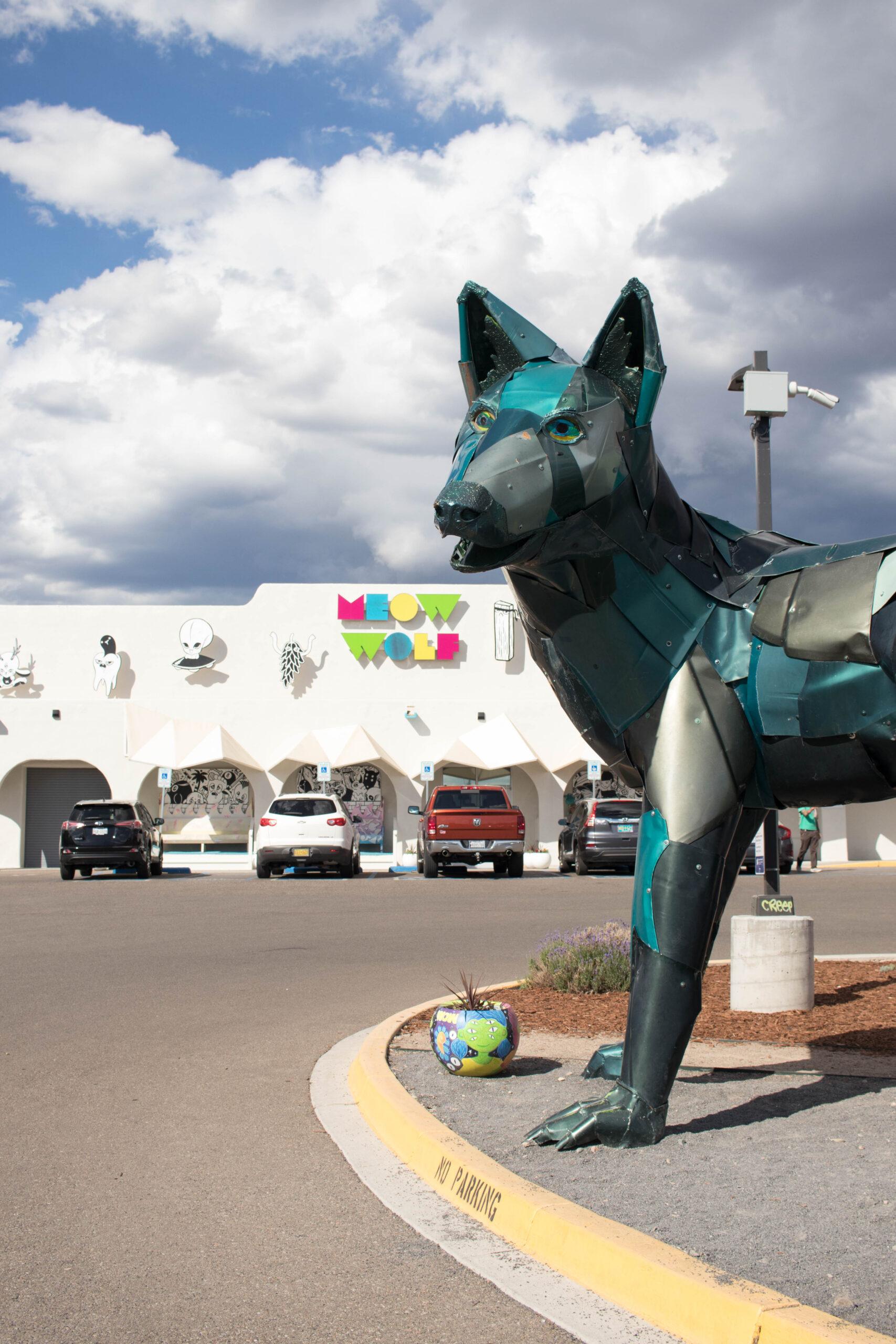 meow wolf Santa Fe #meowwolf #santafe #newmexicotrue